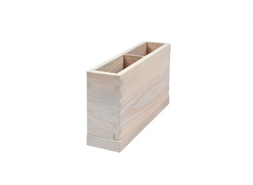 Cutlery Box with 2 compartments