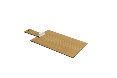Menu board with handle A5