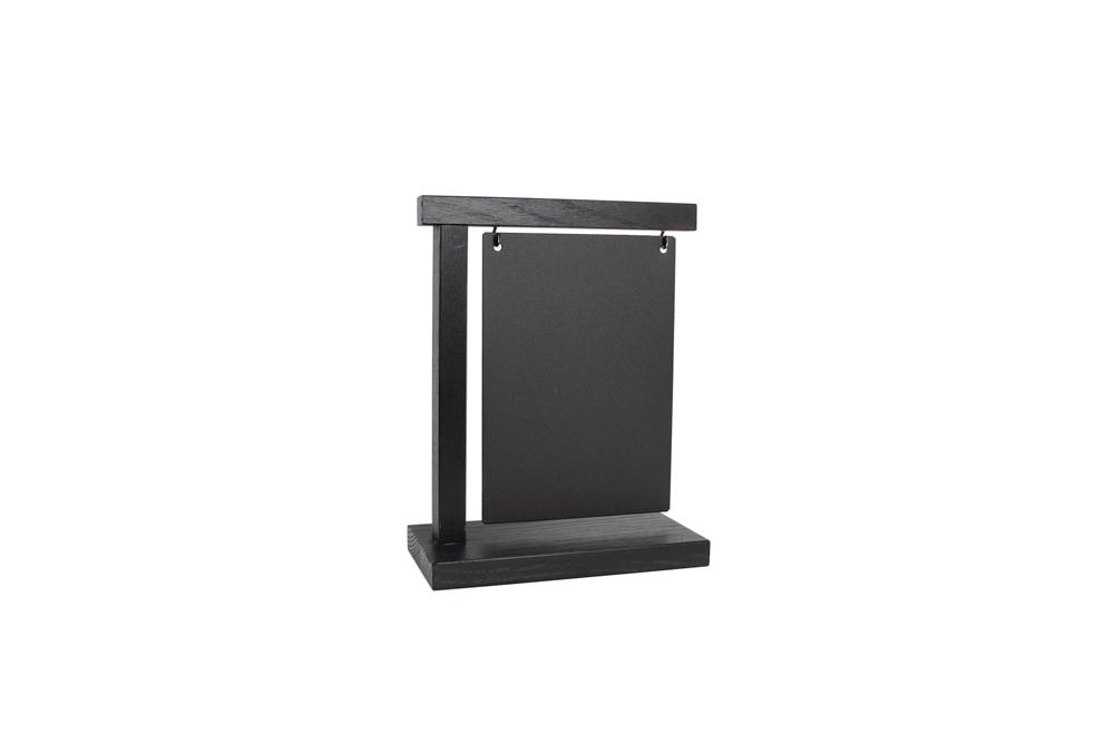 Info Display Steel Plate A5