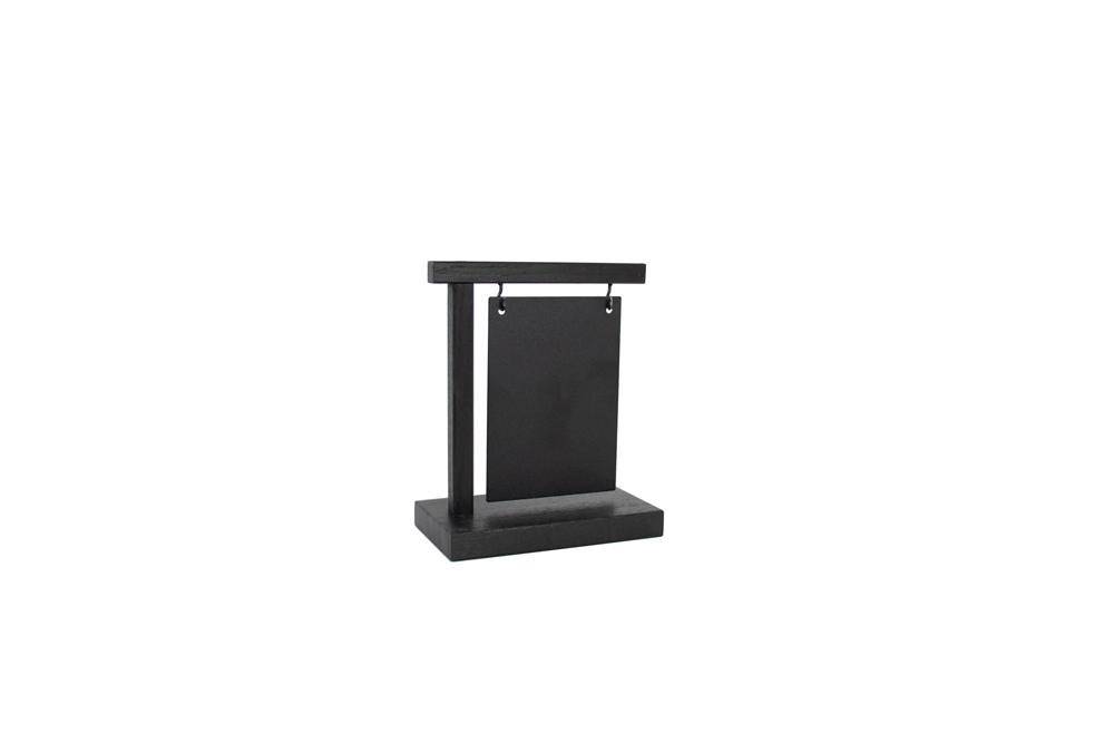 Info Display Steel Plate A6