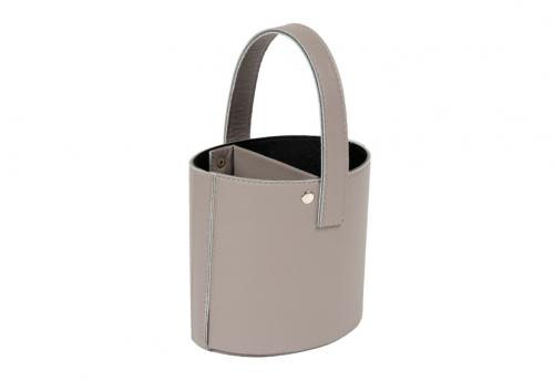 Leather Bag for Cutlery