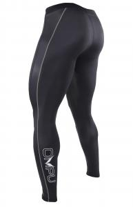 OMPU Elite Compression tights, BLK, Man