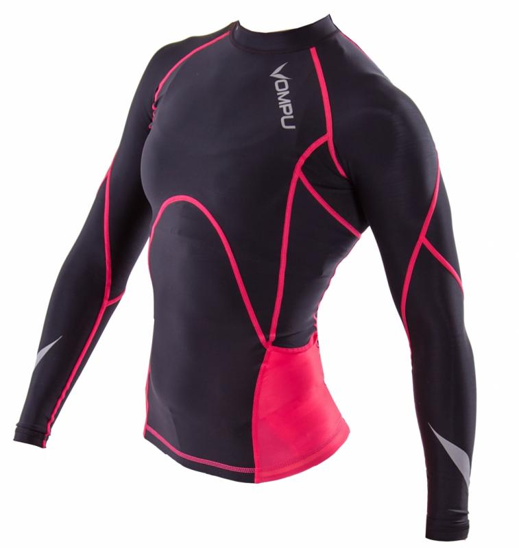 Multisport kompression top