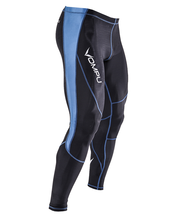Multisport tights steelblue
