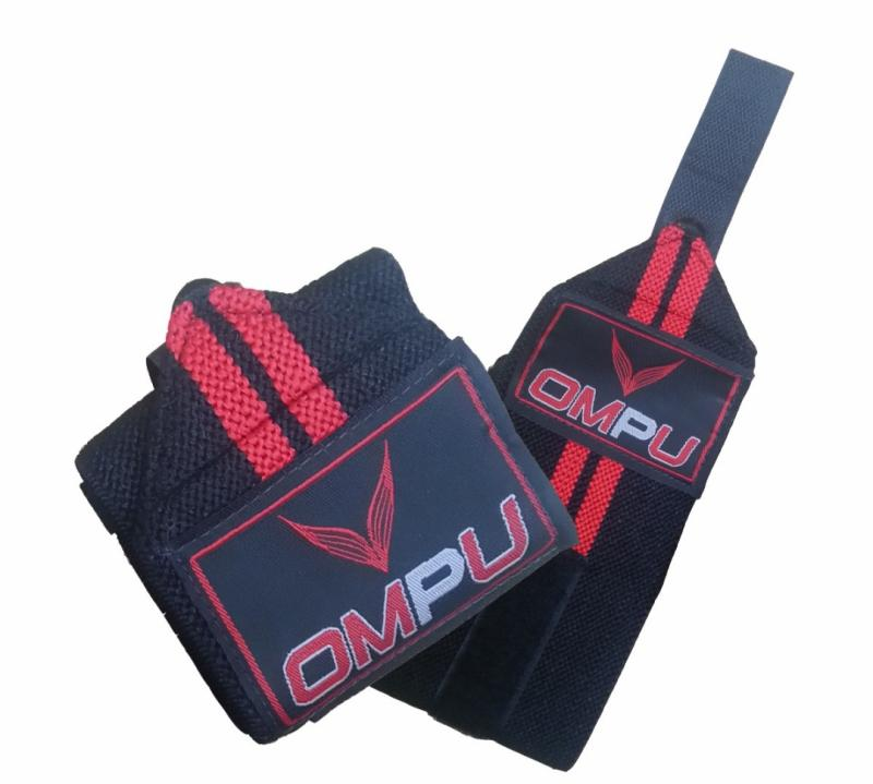Wristwrap Elite workout- Black/red