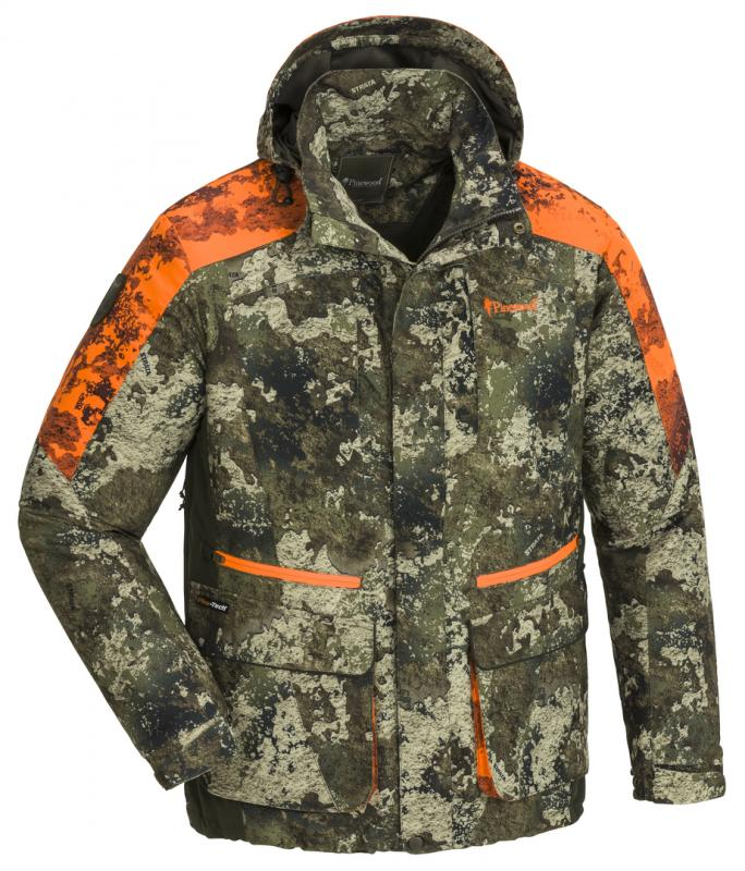 Pinewood Forest Camo jacka