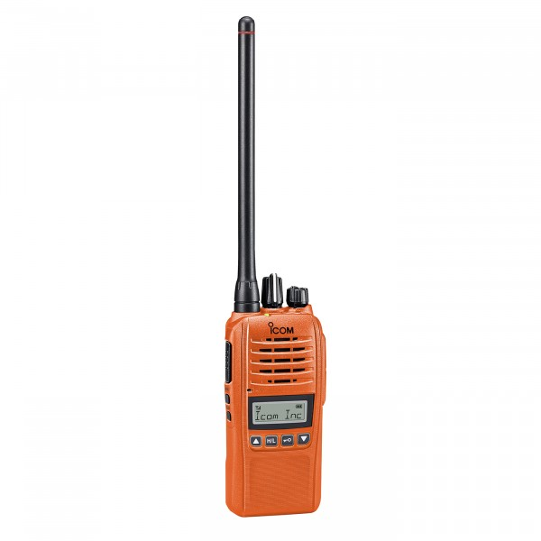 Icom Basic II Orange