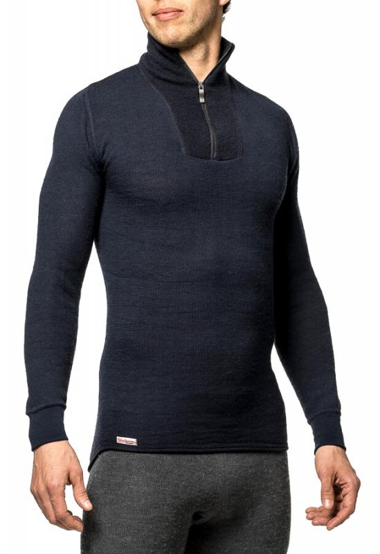 Woolpower Zip Turtleneck