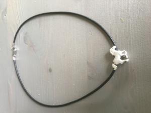 Halsband häst