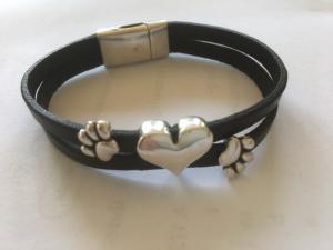 Armband Tass hjärta