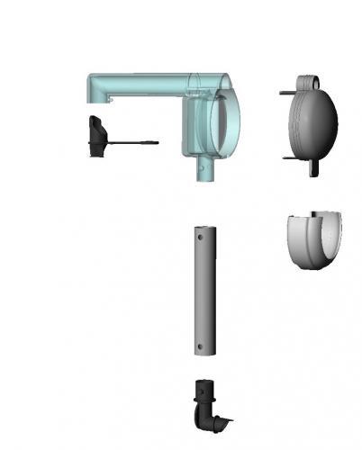 Sentomat Basic Pump Komplett 16mm för Önos sylt och äppelmos