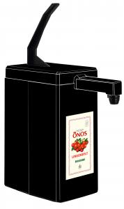 Orkla Sentomat United Svart Dispenser