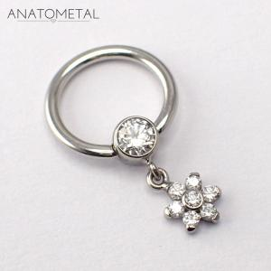 Dangle, White 3 mm