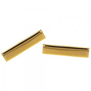Rectangle, 18k Guld