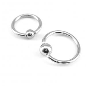 Ball Closure Ring / Captive Bead ring (Bcr)