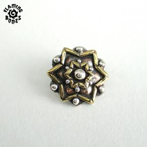 Chandi Mandala Mixed Metal