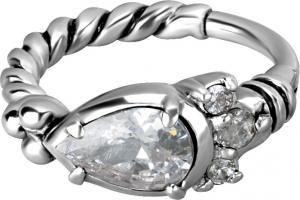 Clicker Ring - Cz