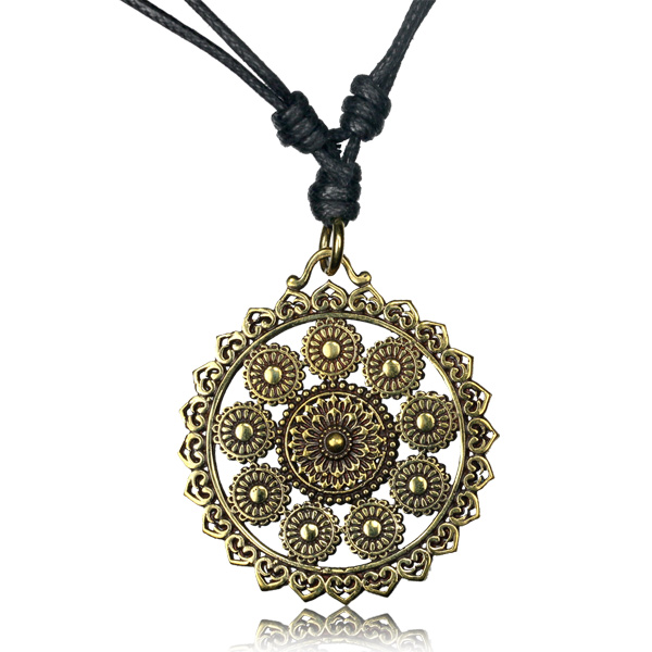 Halsband, Mandala Pattern