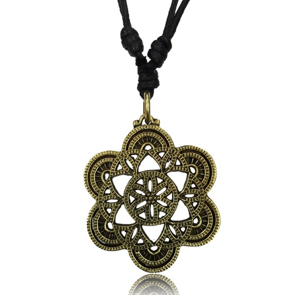 Halsband, Flower of Life
