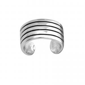 Ear cuff - Äkta silver