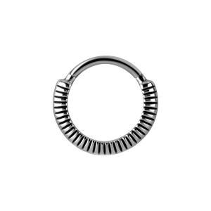 Clicker Ring - Ring till piercing i kirurgiskt stål