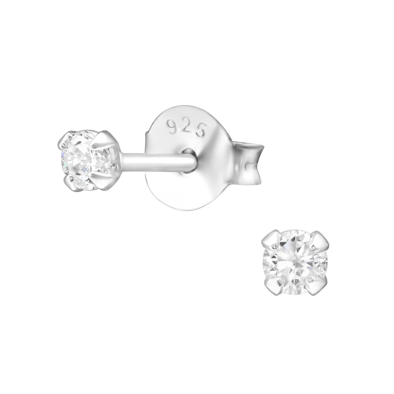 Kristallörhängen 2.5 mm