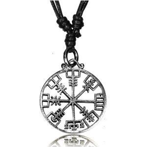 Halsband, Kompass