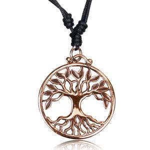 Halsband i Brons, Tree of life
