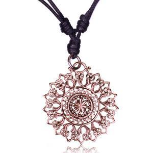 Halsband i Brons, Mandala