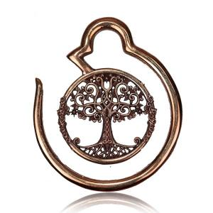 Rosé Ear weights, Tree of Life