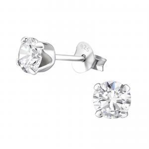 Kristallörhängen 5mm