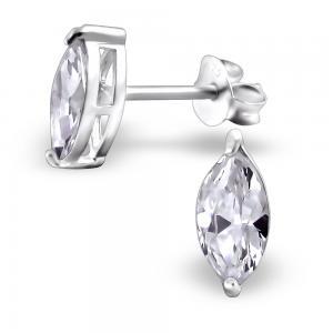 Kristallörhängen Marquise
