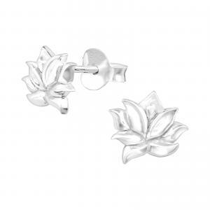 Silverörhängen - Lotus