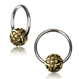Mandala Globe Bcr-ring
