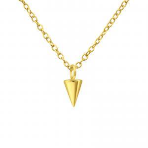 Halsband - Golden Cone