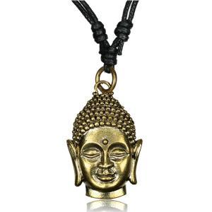 Halsband, Buddha