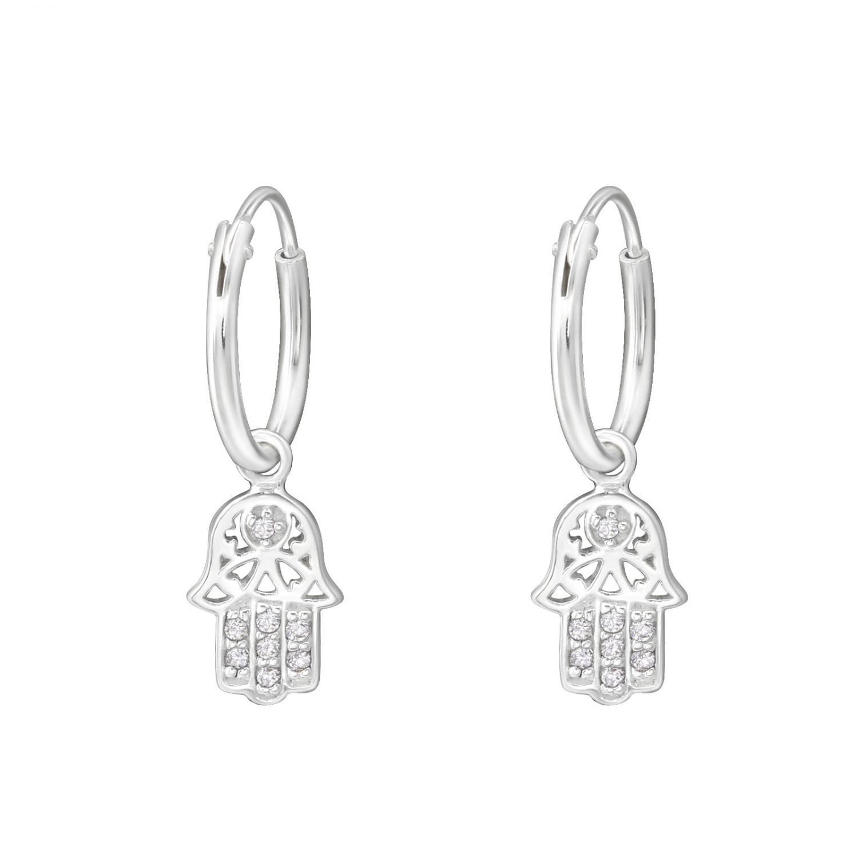 Ringar äkta silver - Fatima