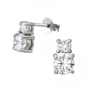 Kristallörhängen - Double Crystal