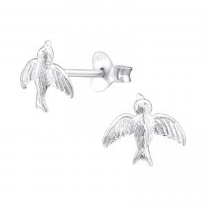Silverörhängen - Free Bird