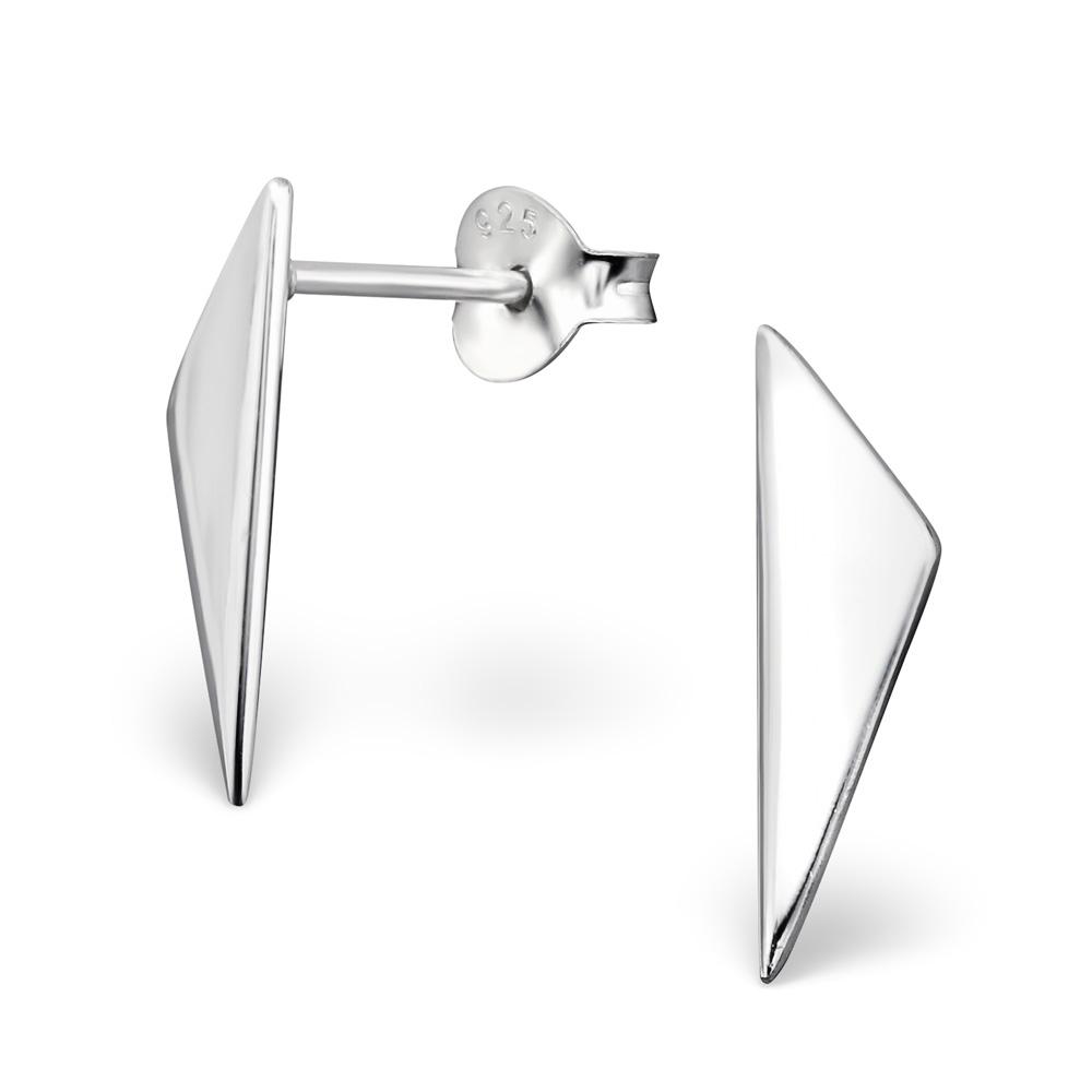 Silverörhängen - Shield