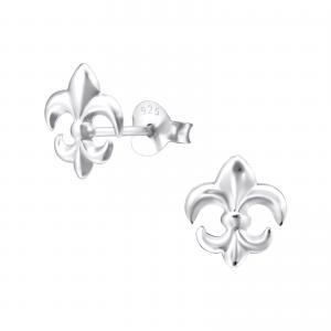 Silverörhängen - Lily