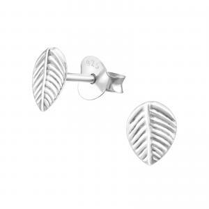 Silverörhängen - Leaf