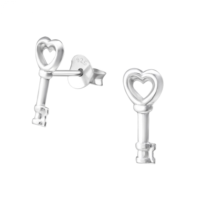 Silverörhängen - Key