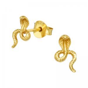 Guldörhängen - Orm - Ear studs