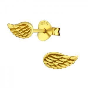 Guldörhängen - Vingar - Ear studs