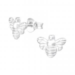 Silverörhängen - Honey Bee