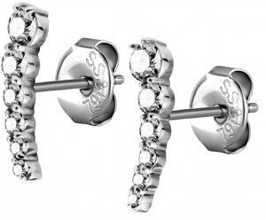 Stiftörhängen - Cluster - Kirurgiskt stål