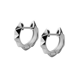 Huggies - Hoops -  Ringar i kirurgiskt stål