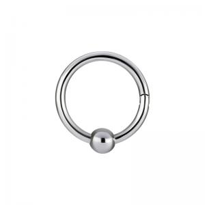Ball Closure Ring (BCR) - Clicker Ring - 3 mm Kula