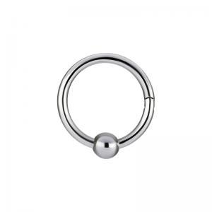 Ball Closure Ring - BCR clicker ring - 3 mm kula